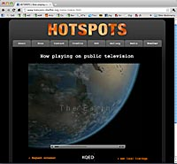 Hotspots Screenshot