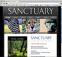 Sanctuary, the Book