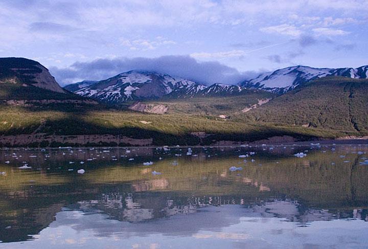 Scenery in Alaska